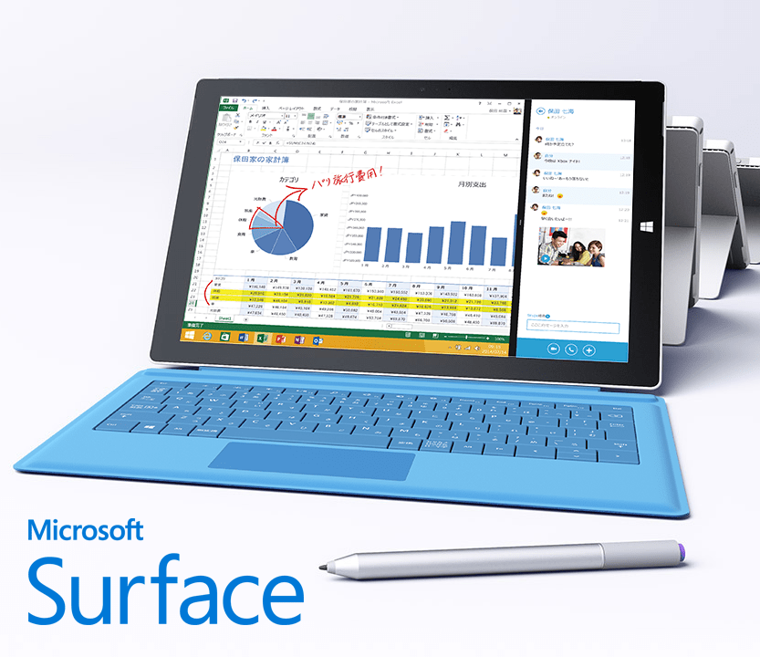 Surface pro 3: il nuovo gioiello Microsoft