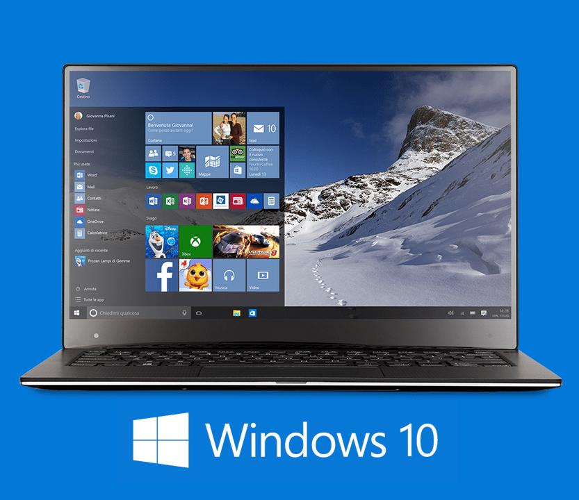 Windows 10: l'attesa è finita