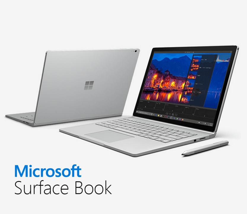 Un notebook che si lascia apprezzare sin dal primo sguardo: arriva Microsoft Surface Book
