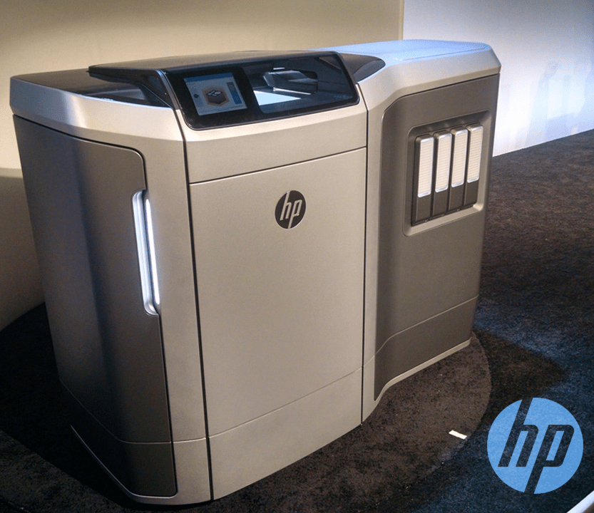 HP e il futuro della stampa 3D