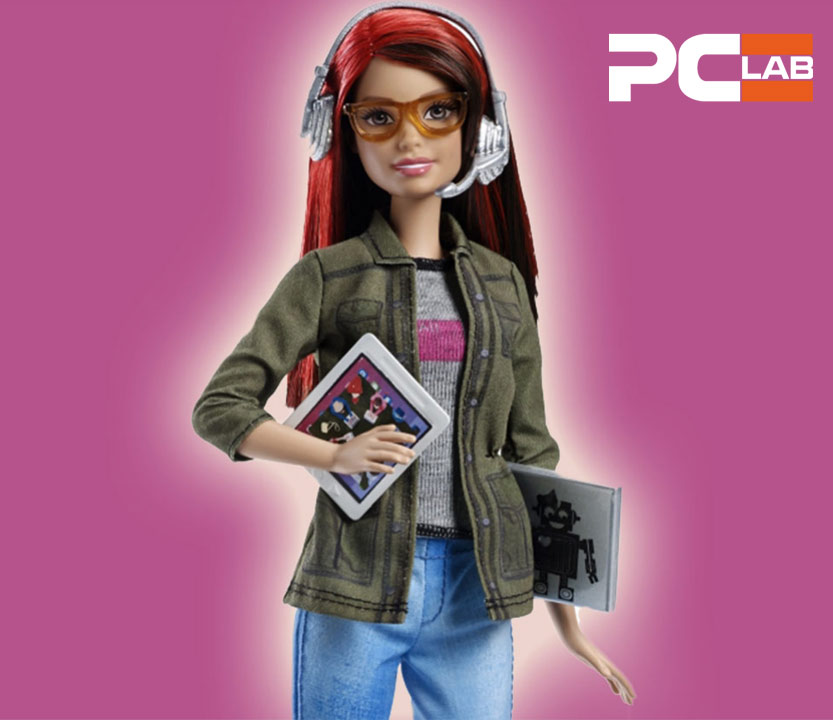 "Barbie programmatrice: Pc Lab la ""assume"" per i servizi informatici"