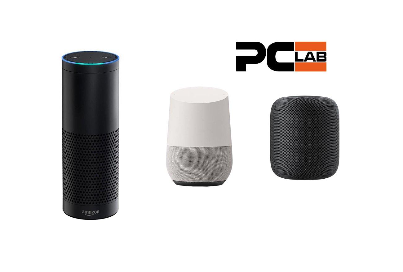 Smart speaker: Apple HomePod, Amazon Echo o Google Home?