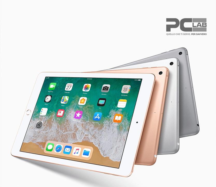iPad 2018, il nuovo tablet di Apple spiegato da PcLab