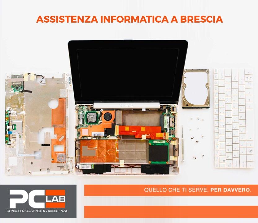 Assistenza informatica a Brescia: per la tua azienda scegli la professionalità di PClab