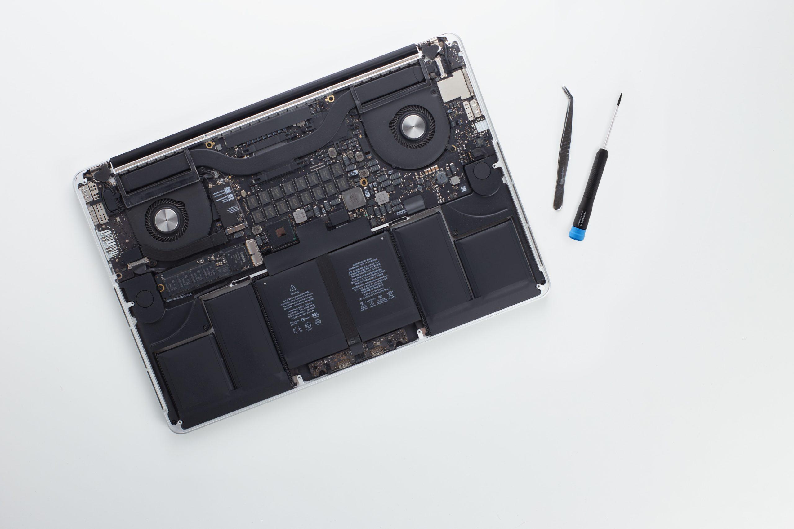 Riparazione dispositivo informatico
